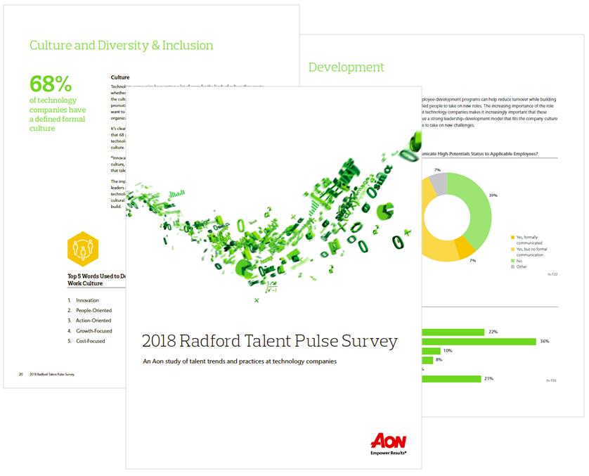 Radford Talent Pulse Reports